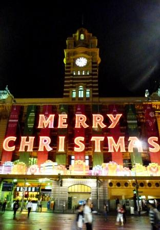 Flinders Street Station Image Source: The Vibe 101
