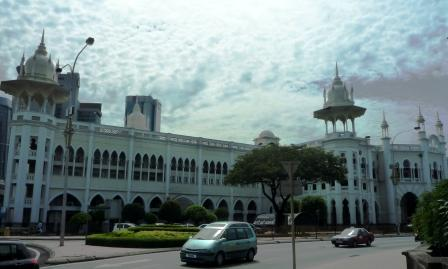 Kuala Lumpur - Old Railway Station