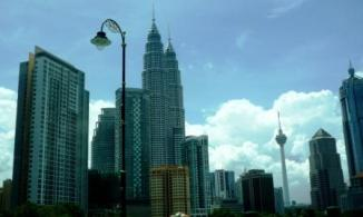 Kuala Lumpur - central business district