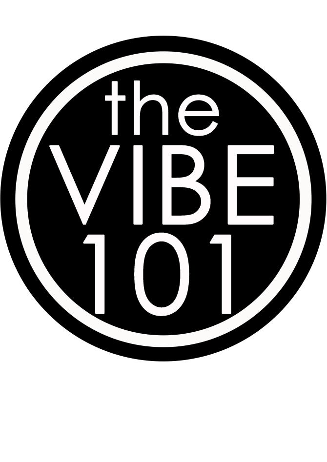 The Vibe 101 Logo